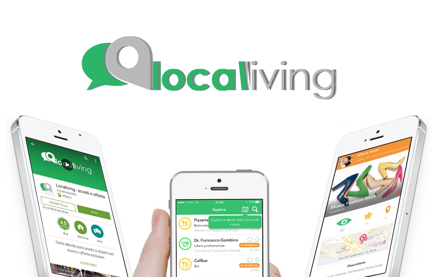 App Localiving
